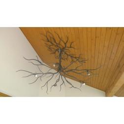 Kovaný lust - strom
