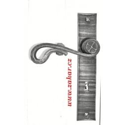 Klika se štítkem